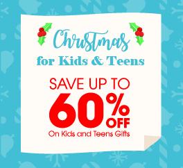 Christmas for Kids & Teens