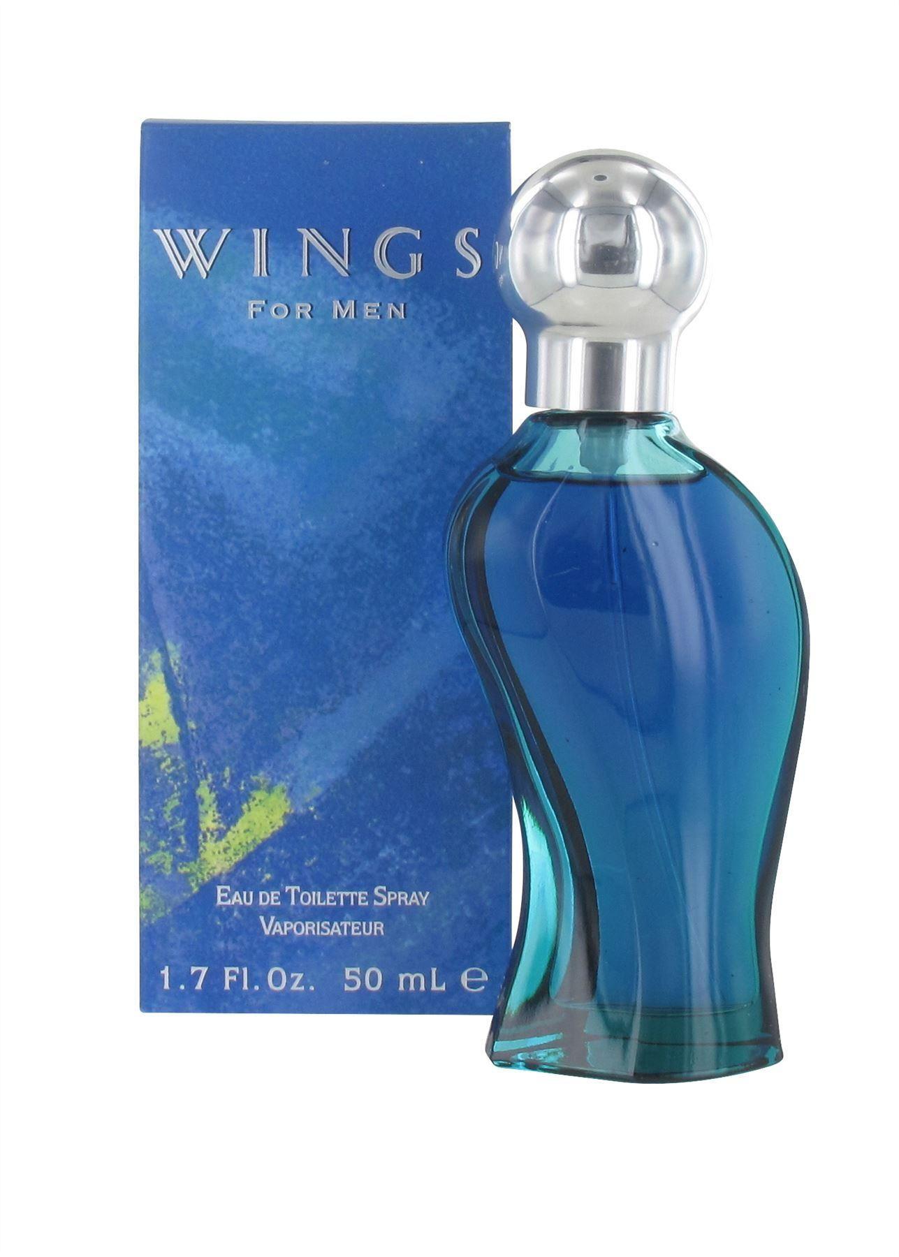 wings men perfume