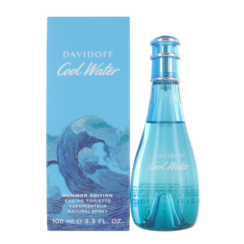 DAVIDOFF COOL WATER WOMAN 100ML EAU
