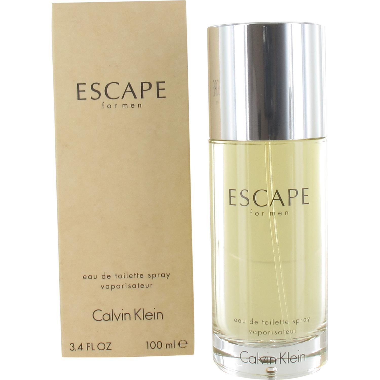 meet fashion styles undefeated x Calvin Klein Escape For Men 100ml Eau de Toilette Spray for Him