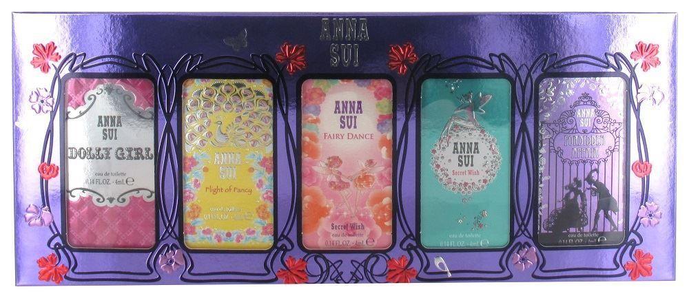 Anna Sui Anna Sui Miniature Gift Set