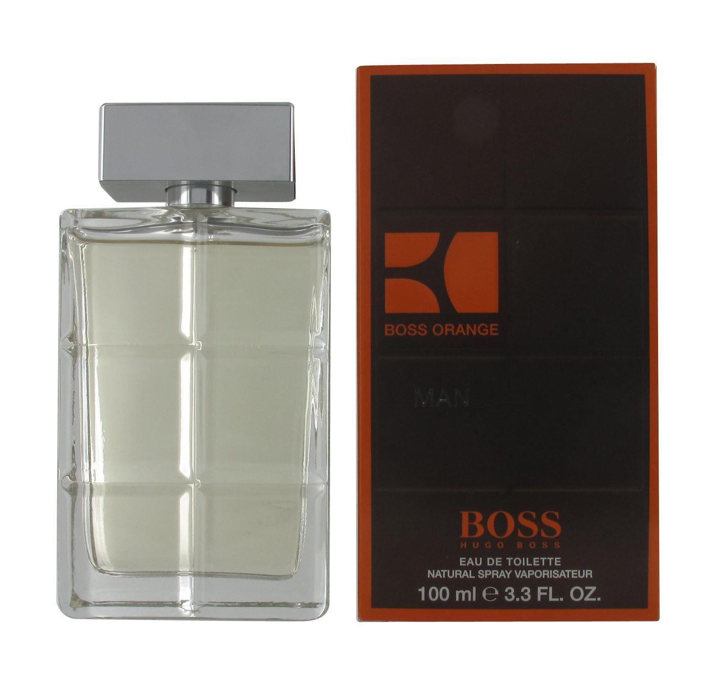 Hugo Boss Boss Orange Man Eau De Toilette Spray 100ml For Him