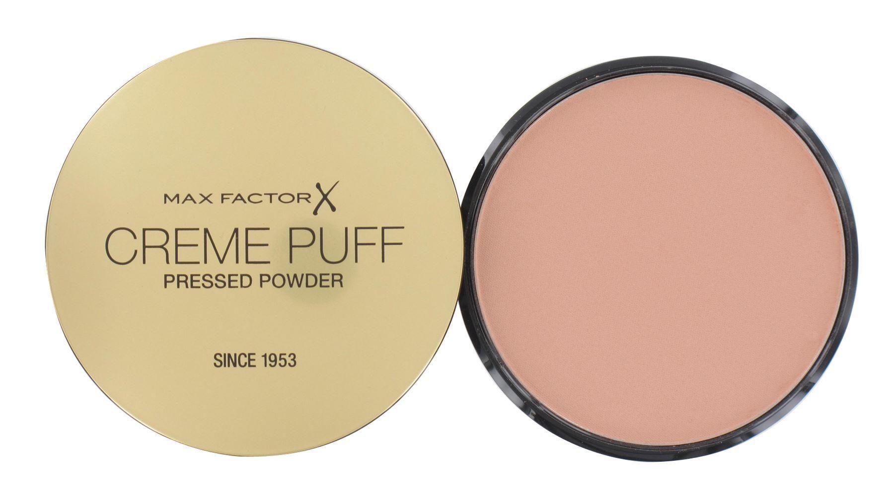 Fabriksnye Max Factor Creme Puff Compact Powder Foundation 21g - 59 Gay Whisper YF-27