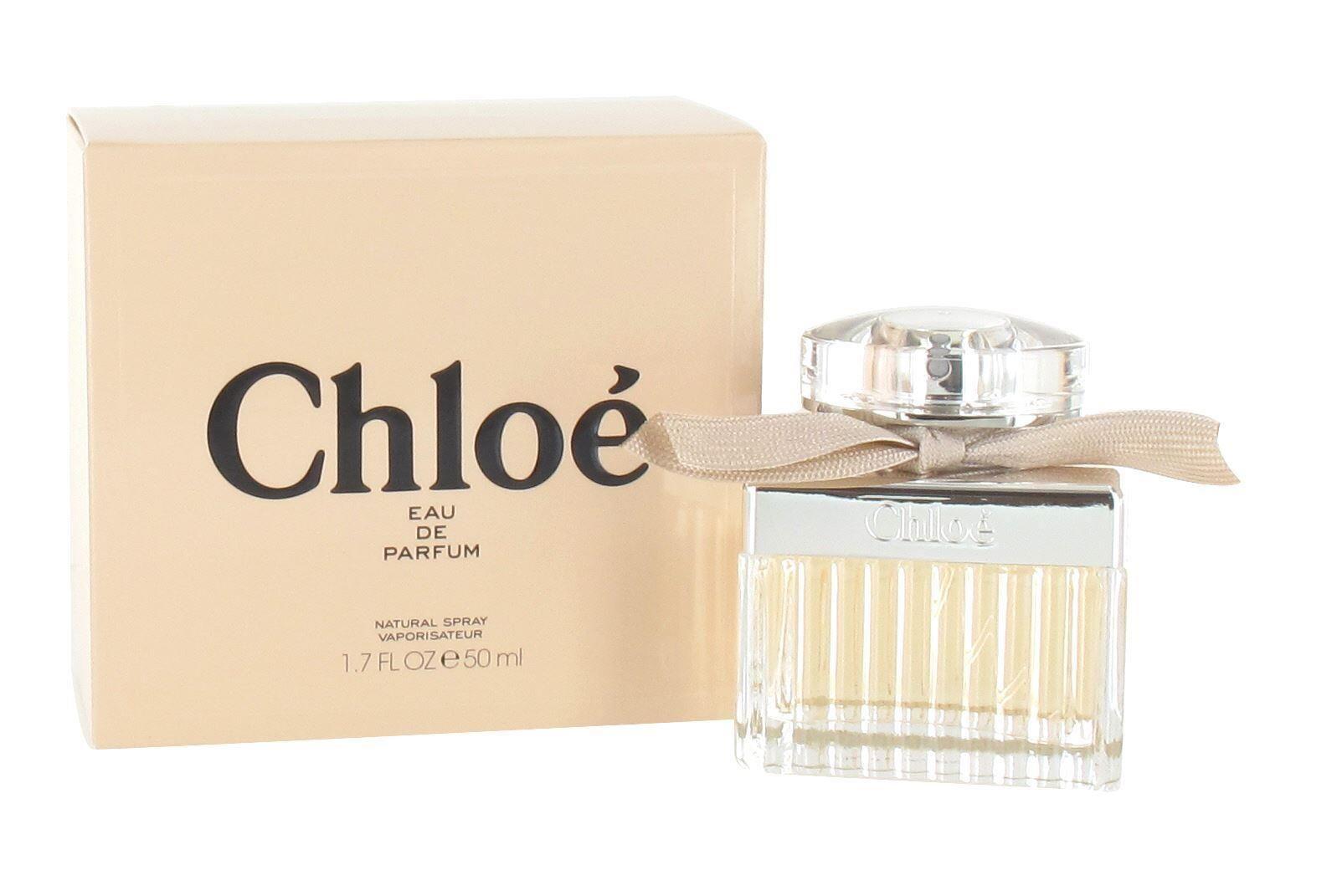 Spray Chloe Signature Eau De Parfum 50ml CBoedx