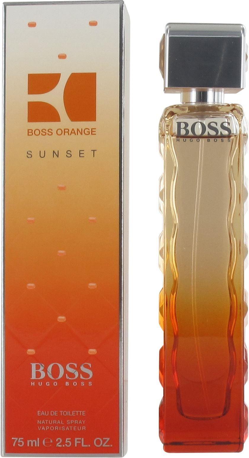 Hugo Boss Boss Orange Sunset 75ml Eau De Toilette Spray