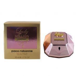 Paco Rabanne Lady Million Empire 50ml Eau de Parfum Spray for Her