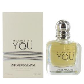 Giorgio Armani Because Its You 50ml Eau de Parfum Spray for Her