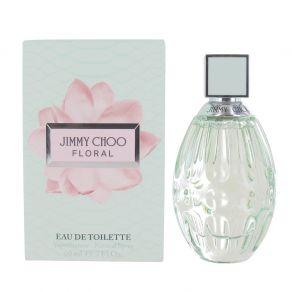 Jimmy Choo Floral 60ml Eau de Toilette Spray for Her