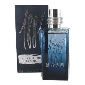Nino Cerruti 1881 Bella Notte Pour Homme 125ml Eau de Toilette Spray for Him