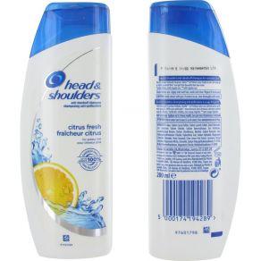 Head & Shoulders Anti-dandruff Shampoo Citrus Fresh 200ml