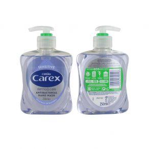Carex Derma Care Sensitive Antibacterial Hand Wash 250ml