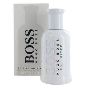 Hugo Boss Boss Bottled Unlimited 50ml Eau de Toilette Spray