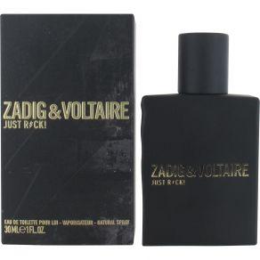 Zadig & Voltaire Just Rock Him 30ml Eau de Toilette Spray
