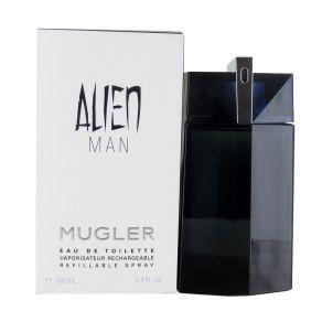 Thierry Muglar Alien Man 100ml Eau de Toilette Spray for Him