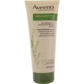 Aveeno Daily Moisturising Lotion 200ml for Dry Skin
