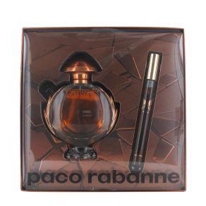 Paco Rabanne Olympea Intense Gift Set 50ml Eau de Parfum, 10ml Eau de Parfum Travel Spray for Her