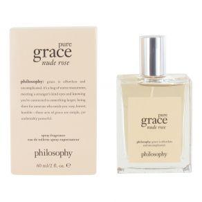 Philosophy Pure Grace Nude Rose 60ml Eau de Toilette Spray for Her