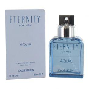 Calvin Klein Eternity Aqua Men 50ml Eau de Toilette Spray for Him