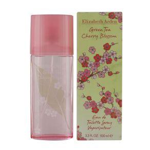 Elizabeth Arden Green Tea Cherry Blossom 100ml Eau de Toilette Spray for Her