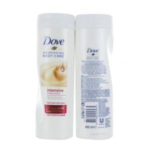 Dove Intensive Nourishment Body Lotion 400ml for Very dry