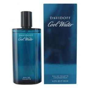 Davidoff Cool Water Eau de Toilette Spray 125ml for Him