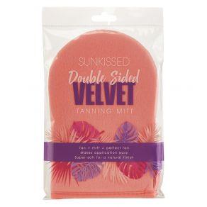 Sunkissed Double Sided Velvet Tanning Mitt