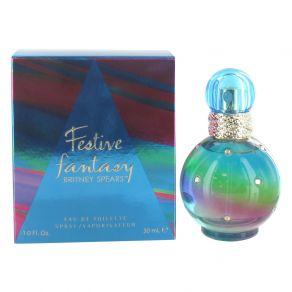 Britney Spears Festive Fantasy 30ml Eau de Toilette Spray for Her