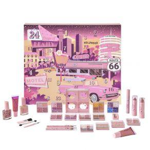 Q-KI 24 Days of Beauty Makeup Advent Calendar 2021