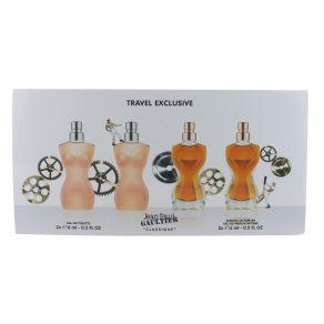 Jean Paul Gaultier Classique and Classique Essence Intense Miniature Gift Set