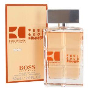 Hugo Boss Boss Orange Feel Good Summer 60ml Eau de Toilette Spray