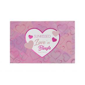 Sunkissed Love N Blush Palette - 6 x 4.2g Blushers