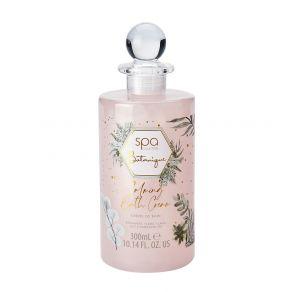 Style & Grace Spa Botanique Calming Bath Cream 500ml with Bergamot, Ylang-Ylang, Lily, Sandalwood
