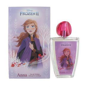Disney Frozan II Anna Castle 100ml Eau de Toilette Spray for Her