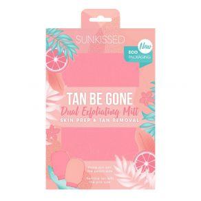 Sunkissed Tan Be Gone - Dual Exfoliating Mitt