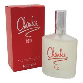 Revlon Charlie Red 100ml Eau de Toilette Spray for Her