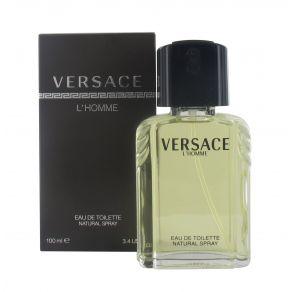 Versace L'Homme 100ml Eau de Toilette for Him