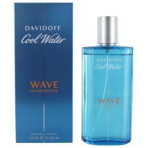 Cool Water Wave Men 125ml Eau de Toilette Spray for Him
