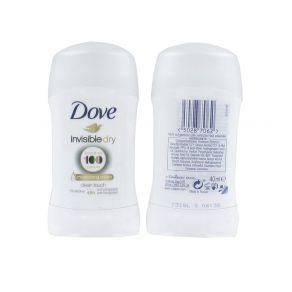 Dove Invisible Dry Anti-Perspirant Deodorant Stick 40ml