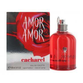Cacharel Amor Amor Eau de Toilette Spray 100ml for Her