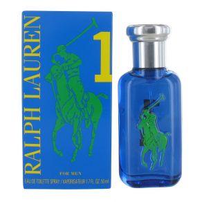 Ralph Lauren Big Pony Blue Man 50ml Eau de Toilette Spray for Him