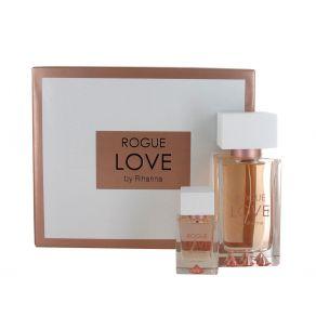 Rihanna Rogue Love 125ml Eau de Parfum Gift Set