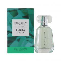 Yardley Flora Jade 50ml Eau de Toilette Spray for Her