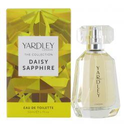Yardley Daisy Sapphire 50ml Eau de Toilette Spray for Her