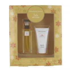 Elizabeth Arden 5th Avenue Gift Set 30ml Eau de Parfum Spray, 50ml Body Lotion for Her