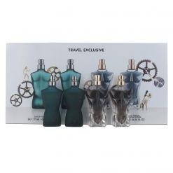 Jean Paul Gaultier Miniature Gift Set 2 x Le Male, 2 x Le Male Essence Intense for Him