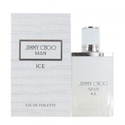 Jimmy Choo Man Ice 50ml Eau de Toilette Spray for Him