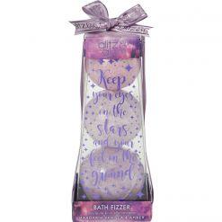 Style & Grace Glitz & Glam Galaxy Fizzer Pyramid Gift Set 35g Bath Fizzer, 50g Bath Fizzer, 80g Bath Fizzer
