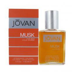 Jovan Musk for Men 118ml Aftershave Cologne 118ml for Him