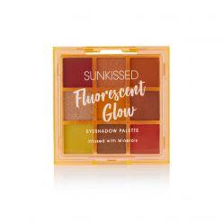 Sunkissed Fluorescent Glow Eyeshadow Palette