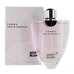 Montblanc Femme Individuelle 75ml Eau de Toilette Spray for Her